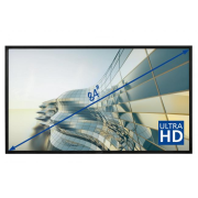 e-Screen STX-8400UHD čierny, Ultra HD